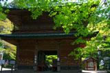 比叡山延暦寺 新緑の文殊楼
