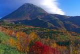 羅臼側からの羅臼岳