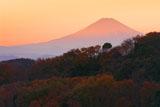 建長寺半僧坊からの富士山