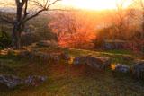 荒城の夕陽