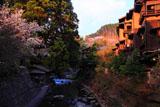 丸鈴橋からの黒川温泉