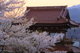 遠野市 智恩寺の楼門