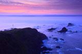 襟裳岬の有明