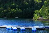 然別湖のシーカヤック