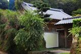 鎌倉長寿寺 ハギと本堂
