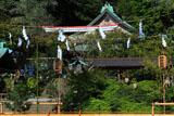 鎌倉宮 鎌倉薪能の舞台