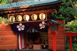 荏柄天神社神輿庫の神輿