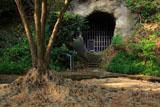 鎌倉光則寺の土牢とアート