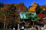 錦秋の長谷寺