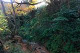 鎌倉化粧坂の朝陽