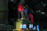 佐助稲荷神社 奉納狛狐と白狐