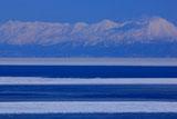 流氷と知床五山