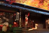 錦秋の京見峠茶屋