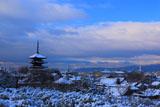 高台寺からの八坂の塔
