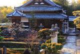 興聖寺の梅と衆寮
