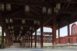 萬福寺回廊