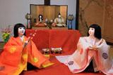宝鏡寺 春の人形展