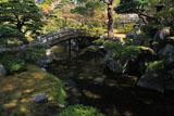 京都御所 御内庭の小川