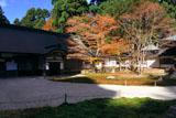 延暦寺 紅葉の浄土院