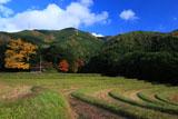 京都宕陰 樒原の鎧田と地蔵山