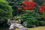 京都御所 御内庭の紅葉