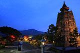 妙満寺 宵の仏舎利大塔