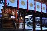 今宮神社 淡雪の本殿