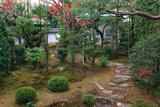 天祥院 紅葉の庭園