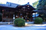 京都光福寺 淡雪の蔵王堂