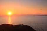 江の島シーキャンドルからの夕景
