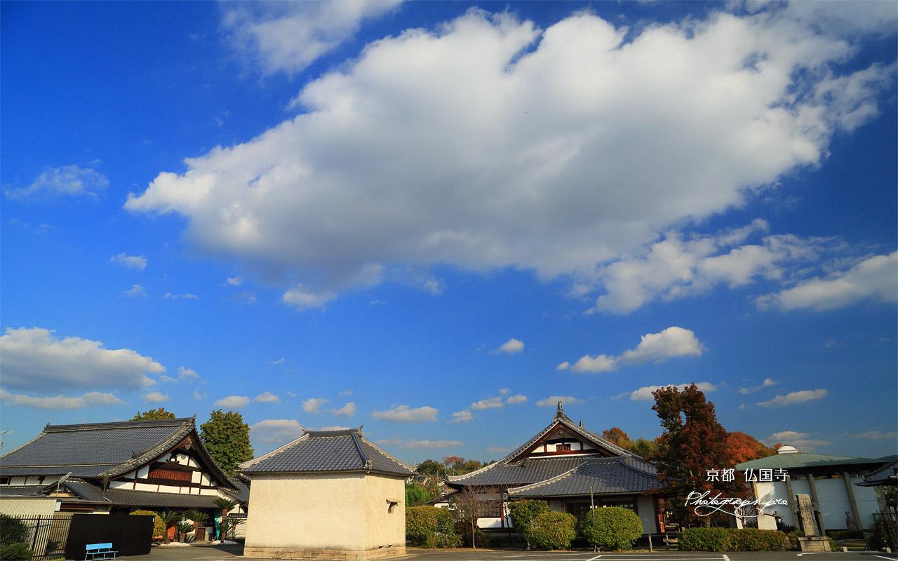 仏国寺 雲水行雲 壁紙