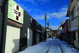 雪の小町通り