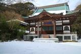 妙傳寺 雪景色
