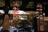 北鎌倉古民家ミュージアムの吊るし雛