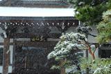 雪の勧行寺
