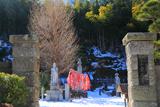 東光寺の雪景色