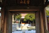 光傳寺 山門越しの残雪