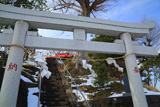 六浦 斑雪の諏訪神社