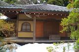 鎌倉 残雪の今泉寺