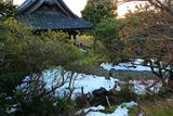 鎌倉山 残雪の檑亭