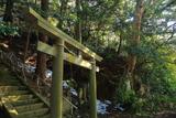 鎌倉台上町 残雪の小八神社