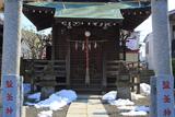 鎌倉台下町 斑雪の塩釜神社