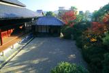 霊源寺 紅葉の枯山水庭園